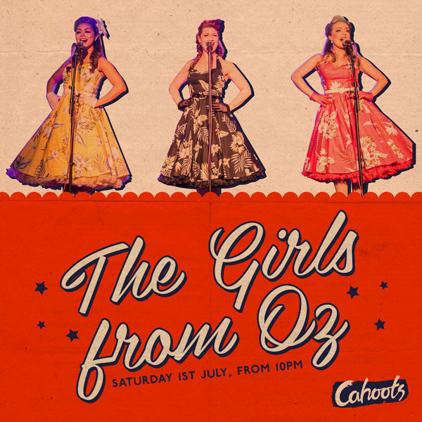 The Girls From Oz