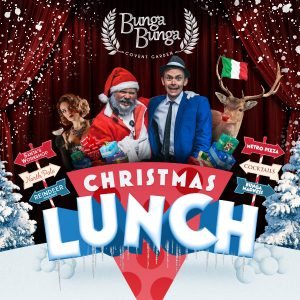 The Bunga Bunga Christmas Lunch