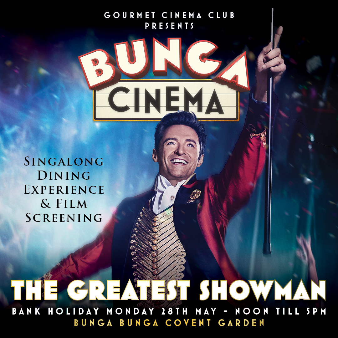 The Greatest Showman Screening and Singalong