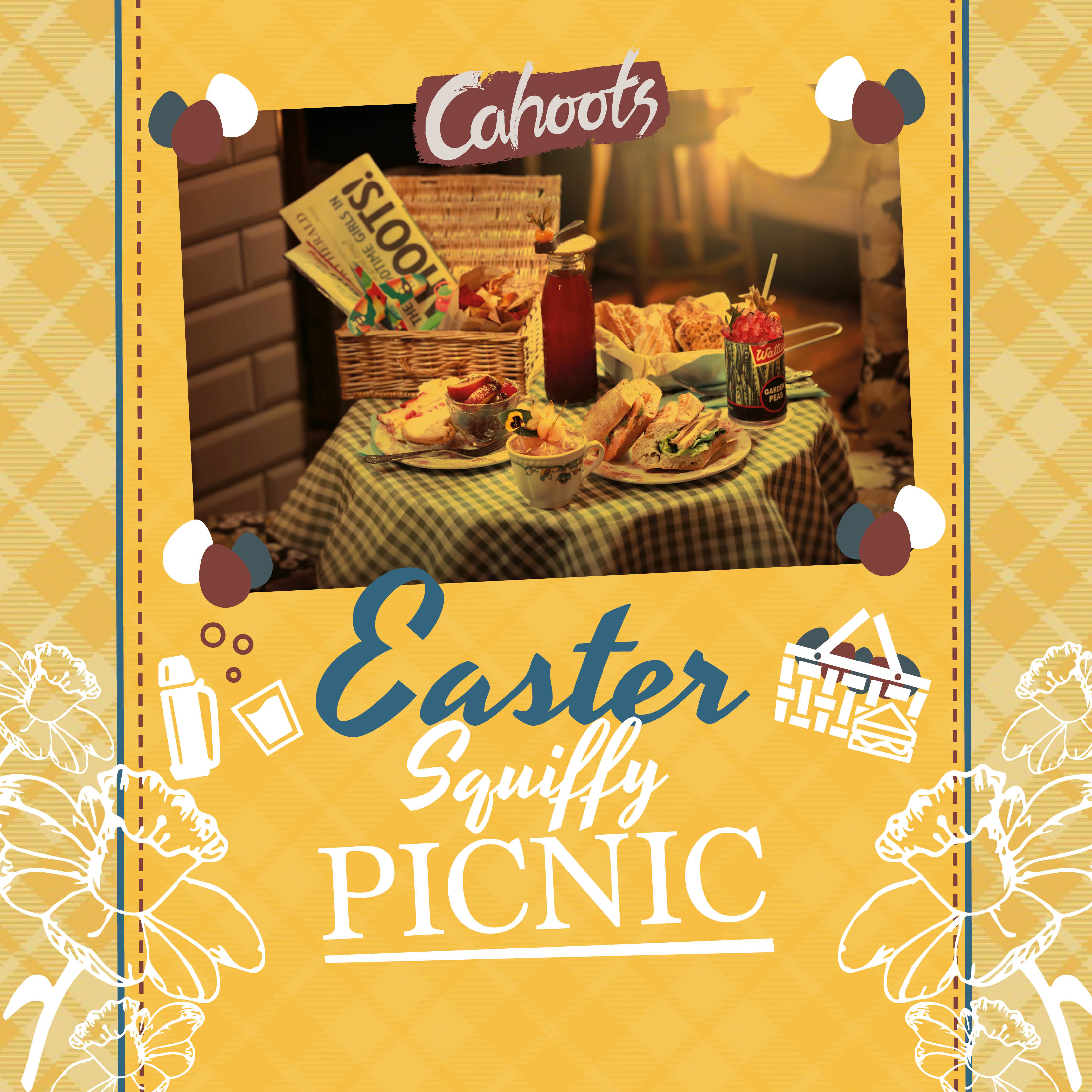 Easter Squiffy Picnic