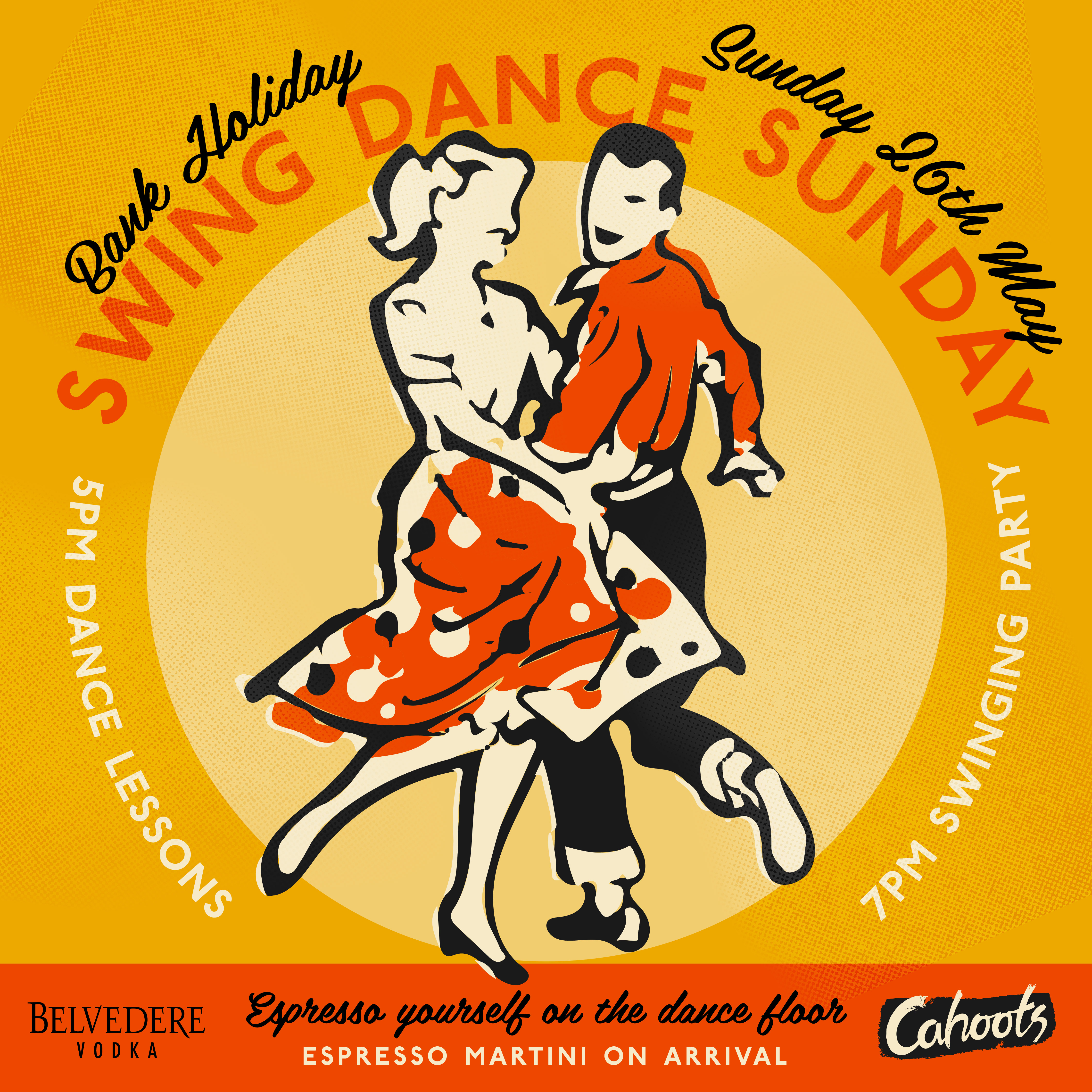 Swing Dance Sunday